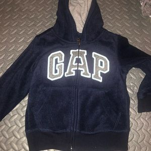 Toddler gap jacket
